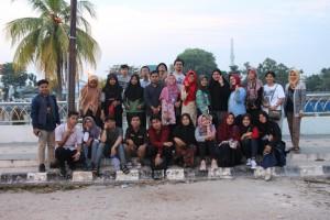 Mendalami Topik Feature di Kampung Bandar Senapelan