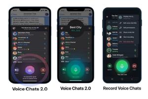 Luncurkan Fitur Terbaru, Telegram Dianggap Tiru Clubhouse