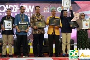 "Berbagi  ""Spirit of Indonesia"" dalam Roadshow KAMI Indonesia"