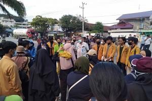 Kembali Melawan Pelemahan KPK Dalam Aksi Kaltim Selamatkan KPK Jilid II
