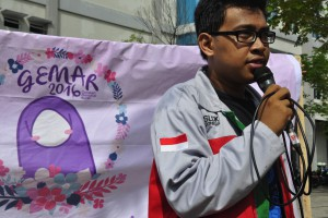 Sikapi LGBT, Pusdima Gelar Tweetmobs Mahasiswa se-Unmul