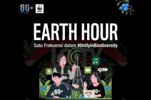 "Usung ""Unity in Biodiversity"", Earth Hour 2021 Respons Perubahan Iklim"