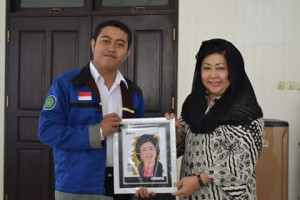 Bahas Pendidikan, BEM FKIP Unmul Temui PJ Wali Kota Samarinda