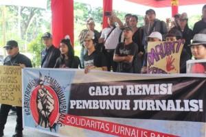 Kecaman Remisi untuk Susrama, Pembunuh Wartawan Bali