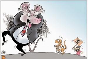 Hari Antikorupsi, Tikus Berdasi Semakin Beraksi