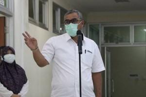 Dikonfirmasi Positif Covid-19, Masjaya Jalani Isolasi Mandiri