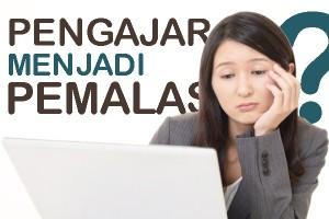 Turnitin Mengubah Pengajar Menjadi Pemalas