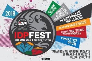 UKM Band Unmul Tampilkan Ampar-Ampar Pisang di Indonesia Drumer Perkusi Festival 2018