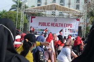 Public Health Expo, Sadarkan Masyarakat Arti Kesehatan