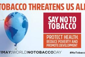 Saling Menghargai dalam Hari Tanpa Tembakau Sedunia