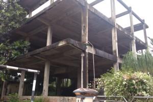 Banyak Bangunan Mangkrak, Bohari: Enggak ada Uangnya