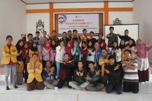 Press Release Borneo Science Camp