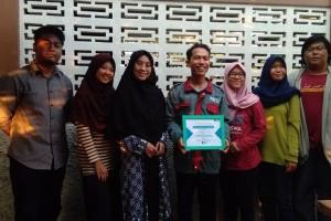 Brain Sketsa bersama Forum Indonesia Muda (FIM)