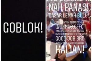 Kontroversi Instagram Stories Goblok, Miftah: Yang Tersindir Itu Jelas Baper!