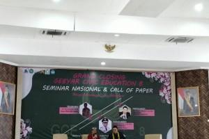 Seminar HMPKN, Merajut Kebinekaan Bangsa