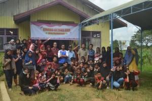 Taman Kesehatan, Kepedulian BEM FKM Unmul di Desa Tanjung Batu
