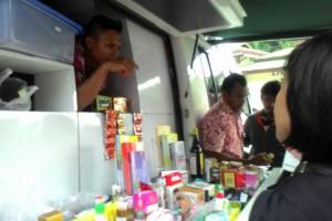 Unmul Kehadiran Kosmetik dan Obat-obatan Ilegal