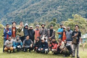 Latihan Kepemimpinan Sylva Indonesia 2018