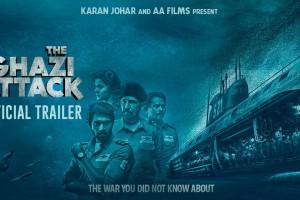 Intip Perang Bawah Laut India-Pakistan dalam The Ghazi Attack