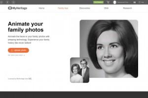 Fitur Baru MyHeritage, Buat Foto Jadul Kamu Bisa  Bergerak