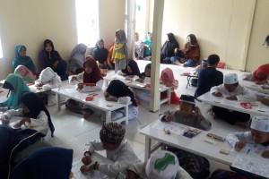 Bina Desa Kampoeng Kita, Wujud Pengabdian Mahasiswa Teknik Sipil Unmul untuk Pengembangan Desa