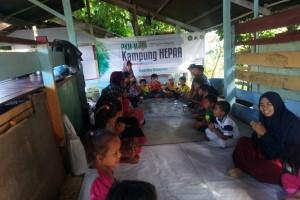 Kolaborasi PKM untuk Warga Kampung Pulung