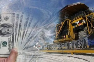 Freeport Didapat Tidak Gratis, Hati Masyarakat Indonesia Teriris