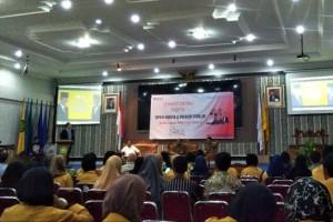 Open House BEM FEB Unmul, Hadirkan Diskusi Publik Pilwali