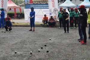Olahraga Baru, Petanque Masih Sepi Peminat
