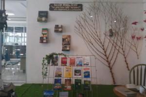 Galeri Rimba Ilmu dan Ruang Baca Bagi Difabel