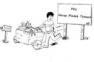 Jalin Hubungan PKL dan Fakultas yang Berjarak