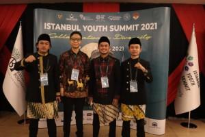 Mahasiswa Unmul Raih Penghargaan di Istanbul Youth Summit 2021