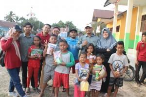 Meriahkan Hari Kemerdekaan, Bina Desa Kampoeng Kita Adakan Lomba Bersama Warga Desa