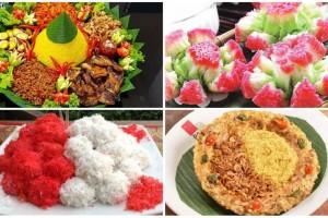 Resep Makanan Nusantara dalam Semarak Kemerdekaan