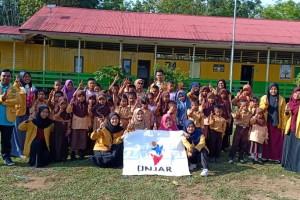 Peduli Pendidikan, Unjar Kobarkan Semangat Belajar