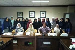 Audiensi Aliansi Perempuan Samarinda bersama Komisi IV DPRD Provinsi Kaltim