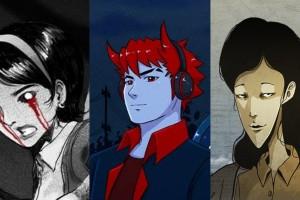 Rekomendasi Webtoon Horor Indonesia, Berani Baca?