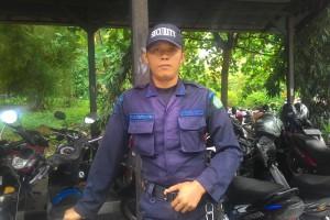 Dwi Haryanto, Satpam Berprestasi di Tengah Pandangan Remeh Banyak Orang