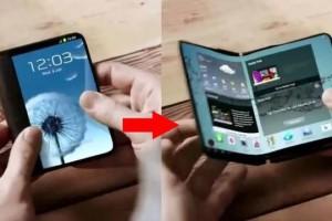 Layar Lipat, Smartphone Geser Fungsi Gadget