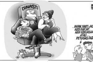 Dilema Politik Dinasti di Indonesia