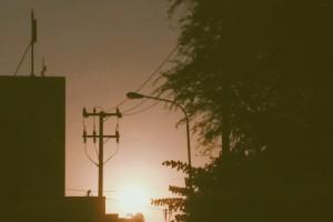 Kisah Matahari Terbenam