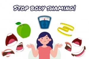 Hentikan Body Shaming Sejak Dini
