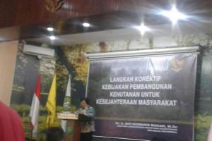 Menteri LHK Alokasikan Dana untuk Hutan Pendidikan Unmul