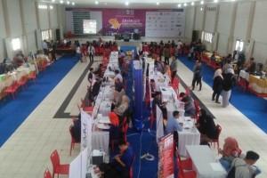 Semarak Job Fair 2019 Career and Company Expo 2019 Unmul
