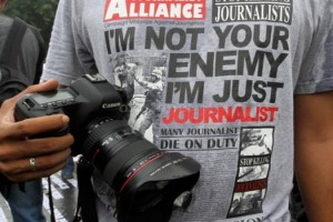 Mencederai Pergerakan Wartawan