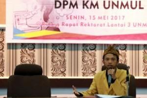 Evaluasi BEM KM, DPM KM: Gonta-Ganti Menteri Itu Mengggangu