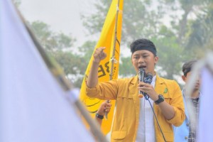Rizaldo Maklumi Penundaan Pilrek, Mahasiswa Anggap Poling Rektor BEM KM Unmul Tak Efektif