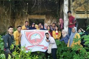 Gelar Study and Travelling, HMPS FKIP Unmul Kunjungi Situs Peninggalan Bersejarah