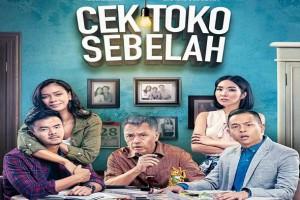 Cek Toko Sebelah, Drama dan Komedi yang Beririsan