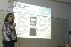 Di FEB Unmul, Pertamina Sebut Alasan Konkret di Balik Naiknya Harga BBM Non Subsidi